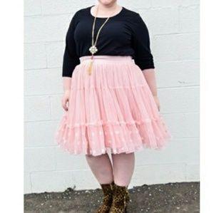 NWT 18/20 Tulle Skirt
